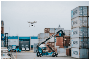 Drones In Ports 300x201